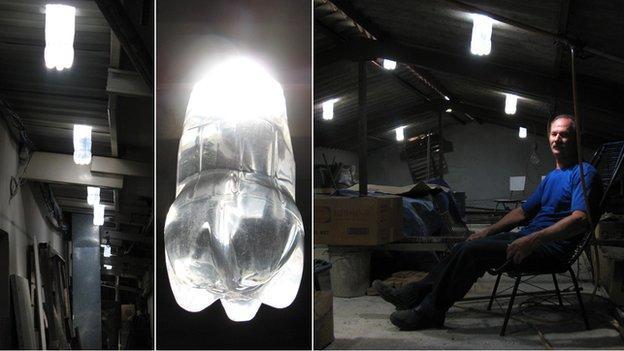 Illuminazione senza corrente elettrica u2013 trattamento marmo cucina